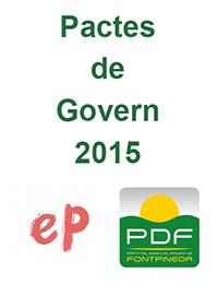 PACTES DE GOVERN