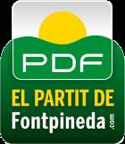 El Partit de Fontpineda